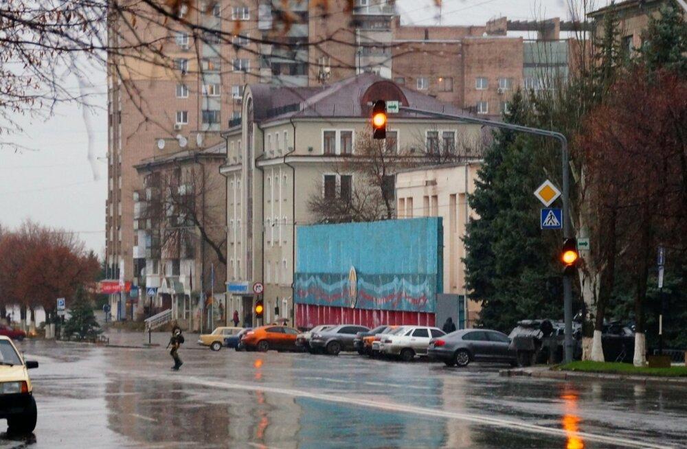 """Ukraina esindaja väitel põgenes """"Luganski rahvabariigi"""" juht Venemaale"""