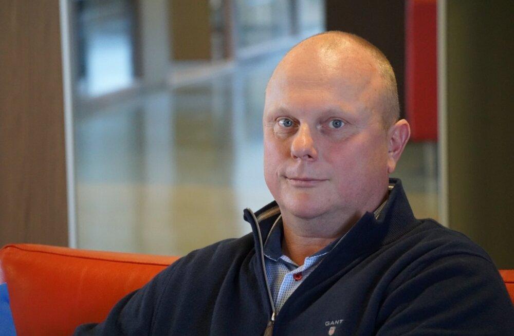 EASi turismiarenduskeskuse direktor Margus Sameli