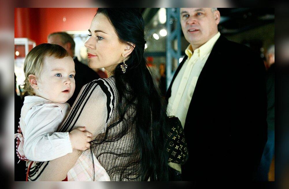 Kati Toots, Krista Lensin, Koit Toome - kas need kuulsused promovad oma lapsi liialt?
