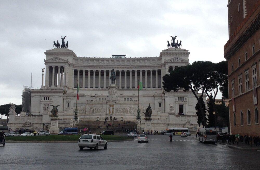 Itaalias käärib Euroopa uus kriis