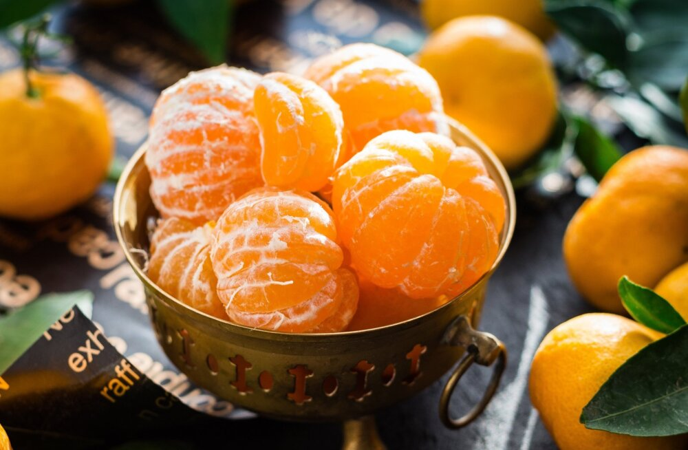 Сколько мандаринов все-таки можно есть в день?