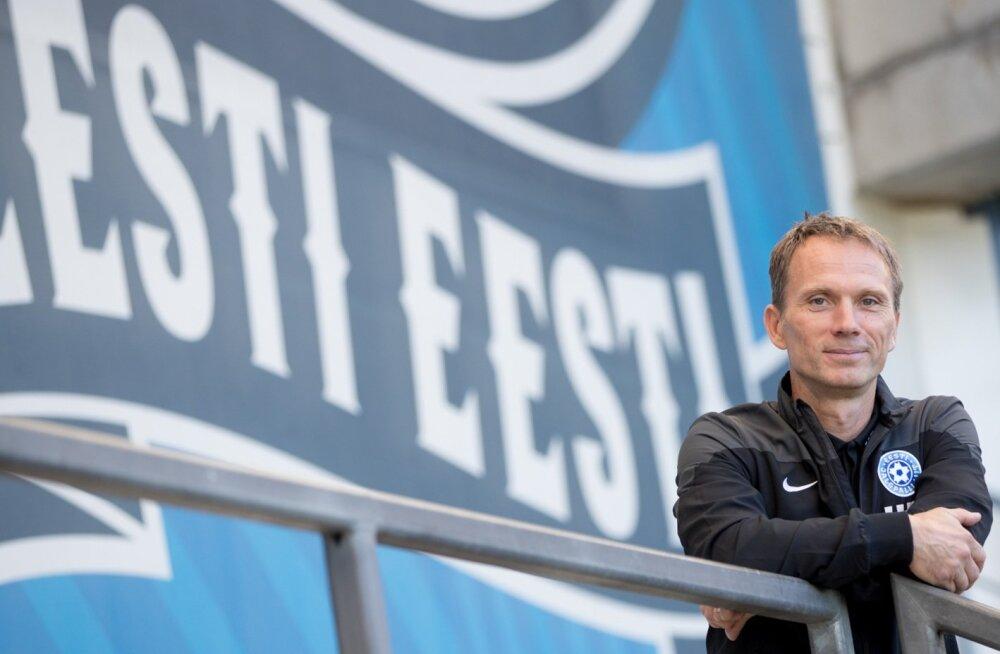 Martin Reim ei välista tagasitulekut koondise peatreeneri ametikohale.