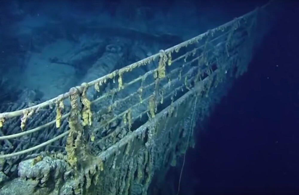 Põnev VIDEO | Kuhu kadusid Titanicult kõik surnukehad?