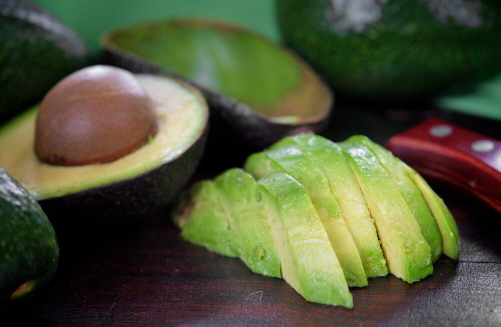 Supervili avokaado on üks tervislikumaid toite meie söögilaual