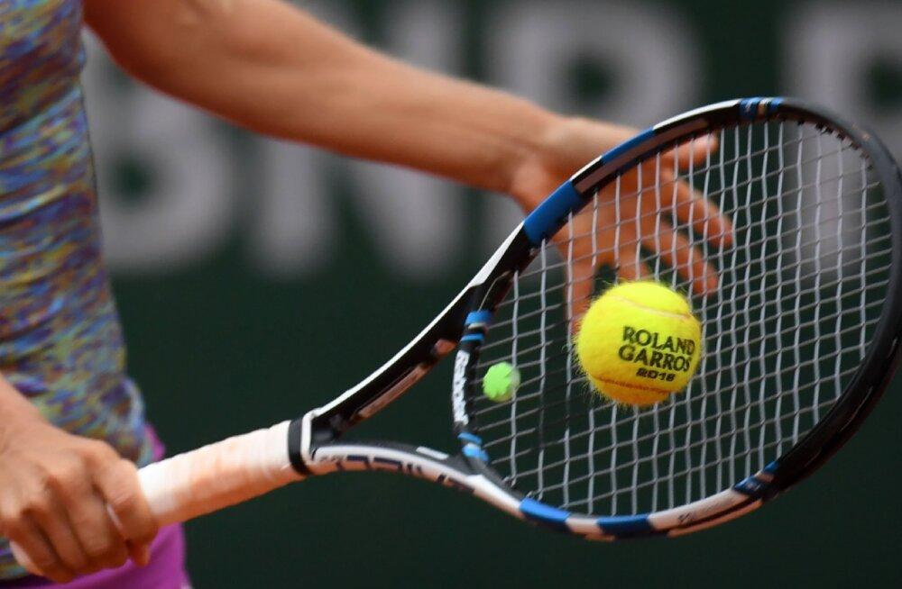 Argentiina tennisist sai kaheksa kuu pikkuse mängukeelu