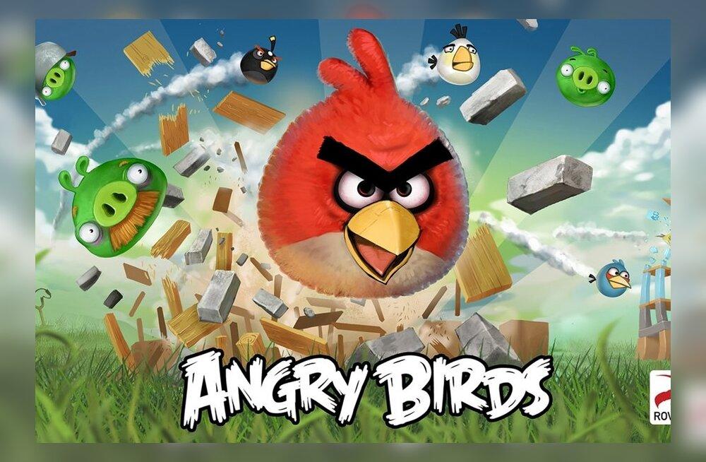 Бренд Angry Birds захватывает и производство сладостей