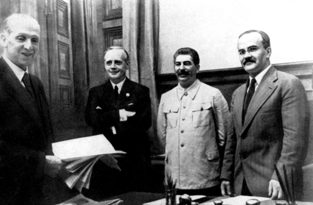 """Vene riigiduumal palutakse tühistada MRP hukkamõistmine ja """"Balti riikide NSVL-ist legitiimse lahkumise illusioon"""""""
