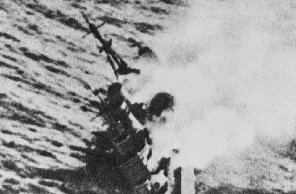Ookeani põhjast varastatakse maailmasõdade aegseid laevu ja allveelaevu