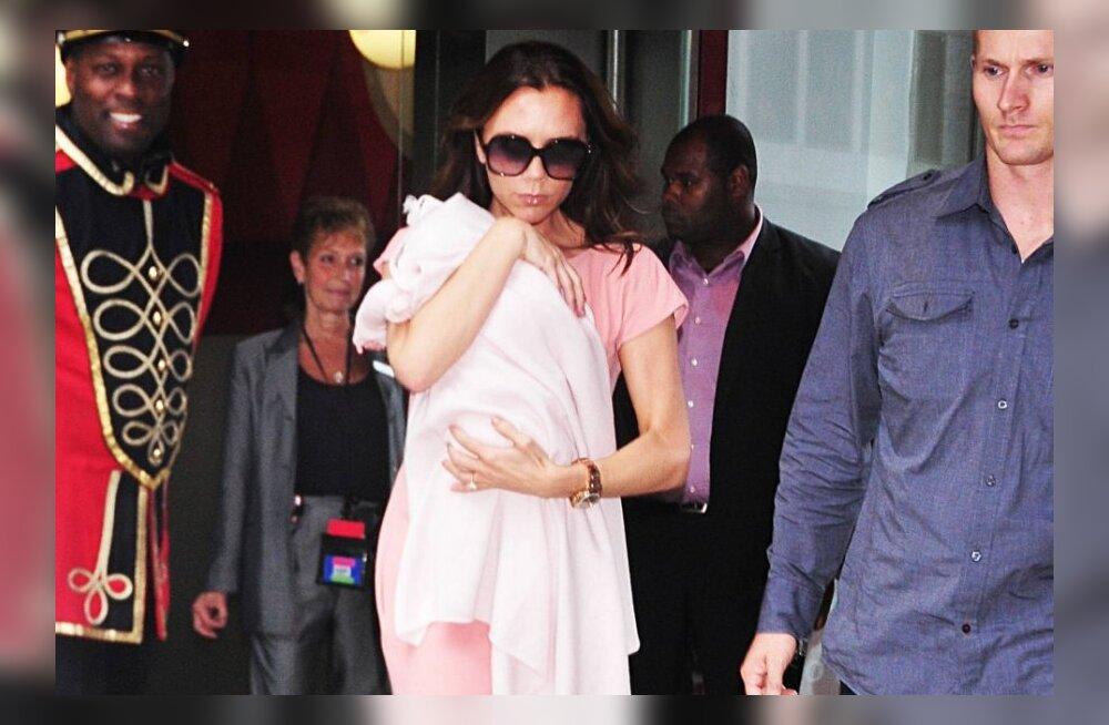 Victoria Beckham: ma pole õnnetu, olen lihtsalt väsinud!