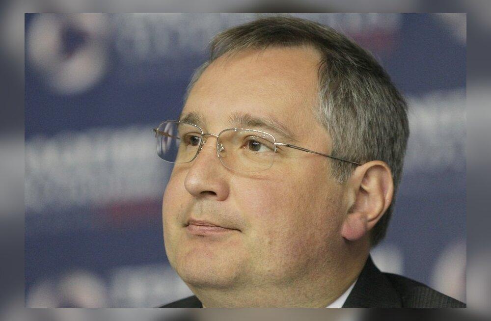 Rogozin: vene keel tuleb tunnistada Euroopa Liidu ametlikuks keeleks