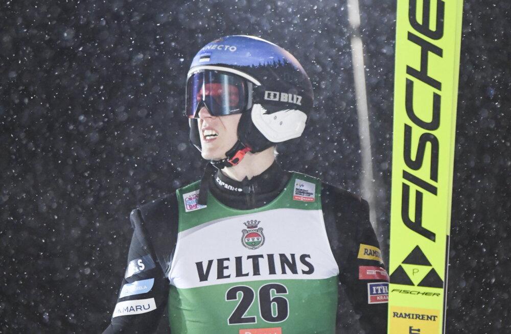MK-etapil viienda koha saanud Kristjan Ilves: selge samm on võrreldes eelmise hooajaga edasi tehtud