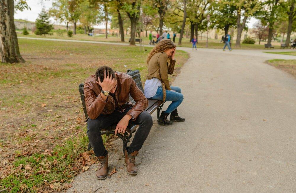 30 levinud tegurit, mille üle abielus inimesed kõige rohkem tülitsevad