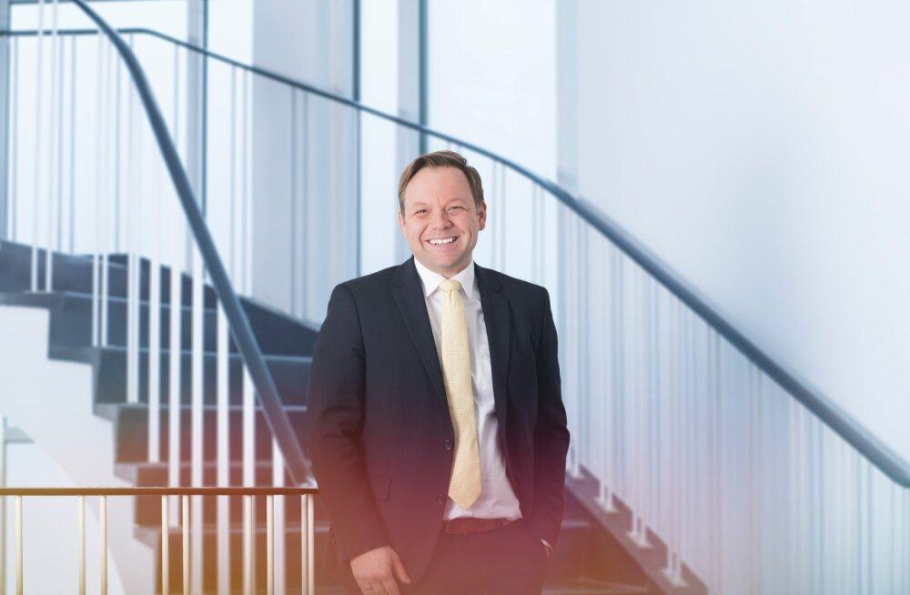 Schütze AG juhatuse esimees Ole Behrens-Carlsson