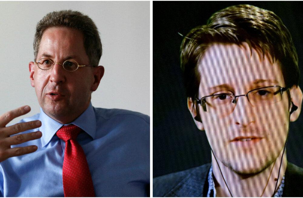 Maaßen Snowden