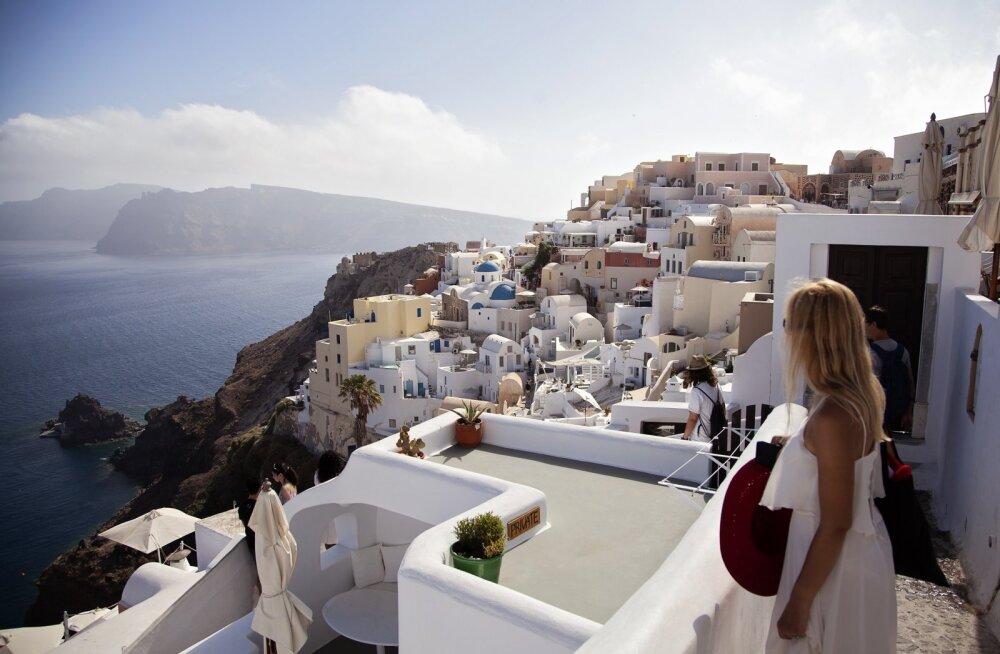 HEAD REISI │ Mida arvestada Santorini majutuskoha valikul?
