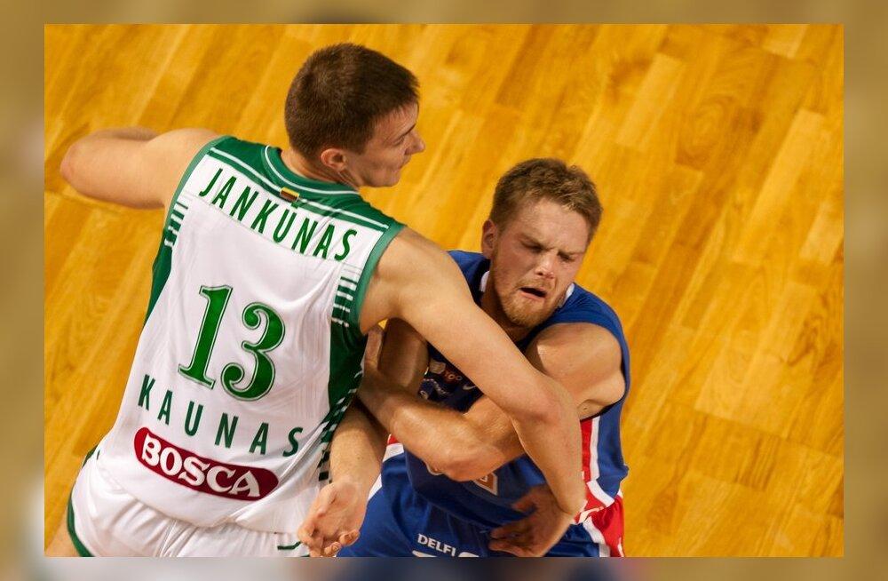 Kalev/Cramo vs Kaunase Zalgiris