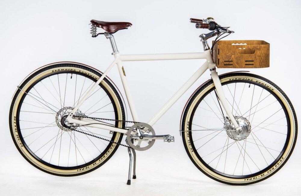 Mis itaallased? Eesti oma firma Ööbik Cycles ajab elektrirattaga raha kokku