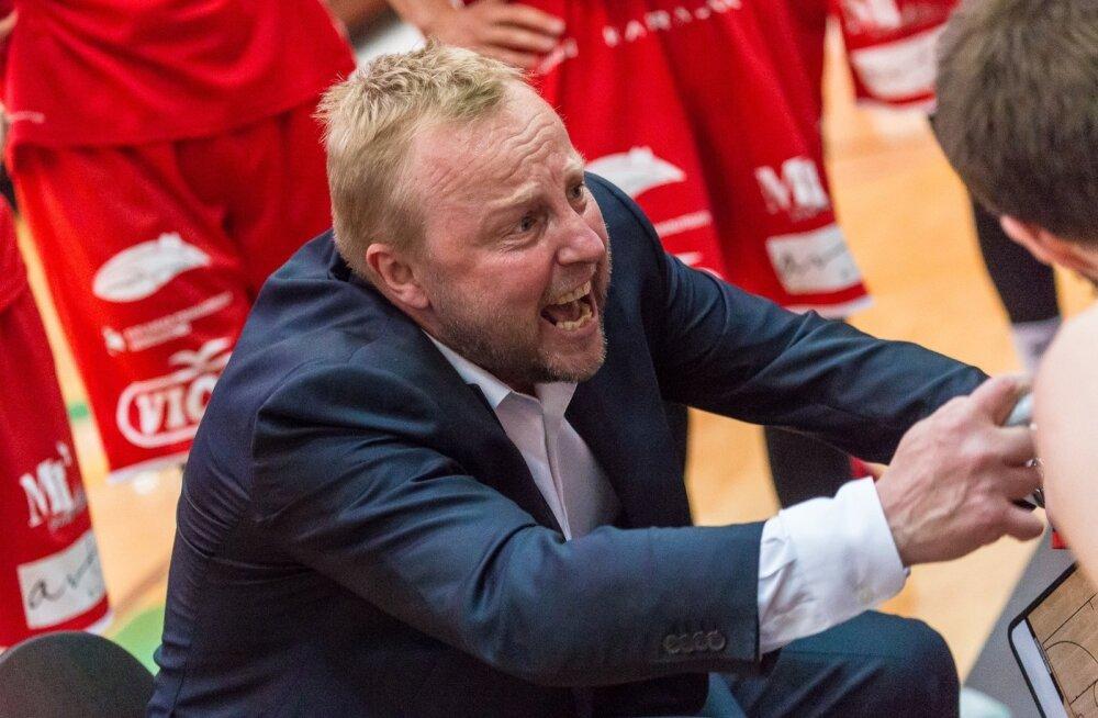 Aivar Kuusmaa pole veel otsustanud, kas jätkab Rapla peatreenerina või mitte.