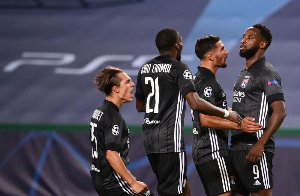 BLOGI | Lyon alistas Manchester City ja pääses poolfinaali