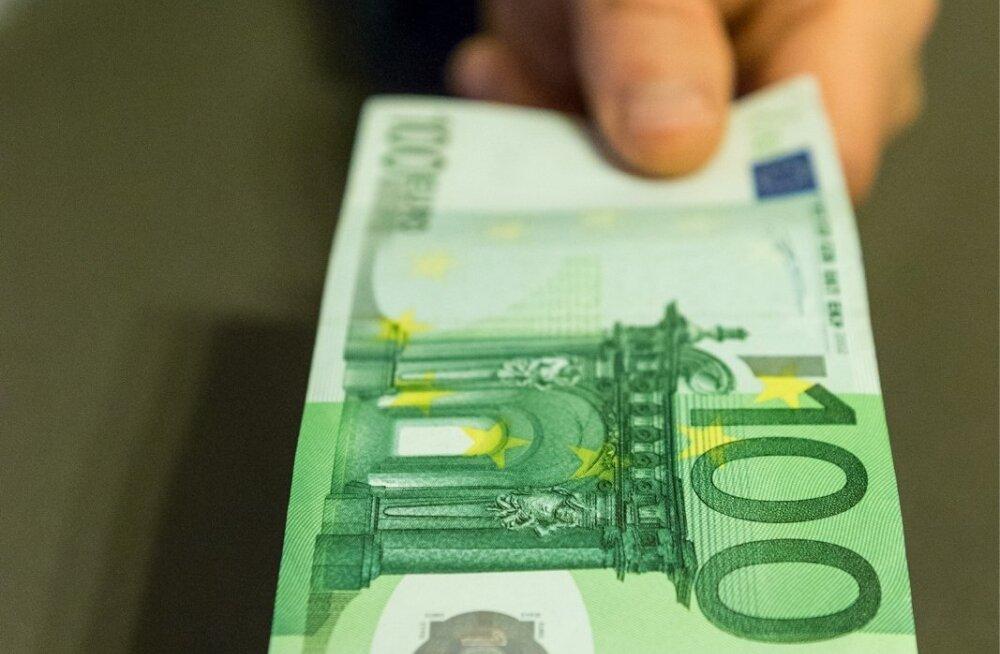 Kogumispensioni teise samba väljamaksed ületasid esmakordselt miljoni euro piiri