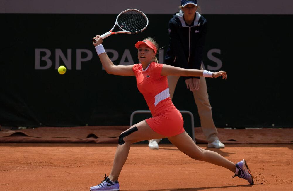 Vanameister Leius pakkus välja põhjuse, mis Kontaveiti French Openil segada võis