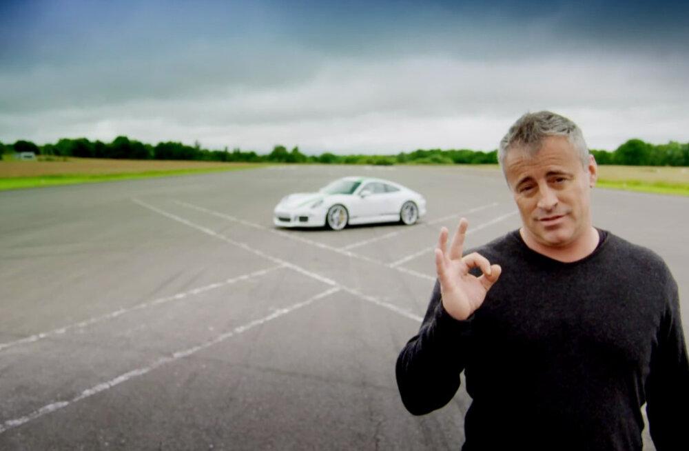 """Autosaatest komejandiks? """"Top Geari"""" saatejuht Matt LeBlanc: üritame uuel hooajal avaneda ka inimestele, kes nii suured autofännid pole"""
