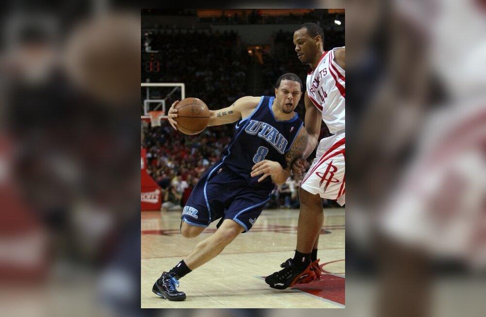 Deron Williams, Utah Jazz