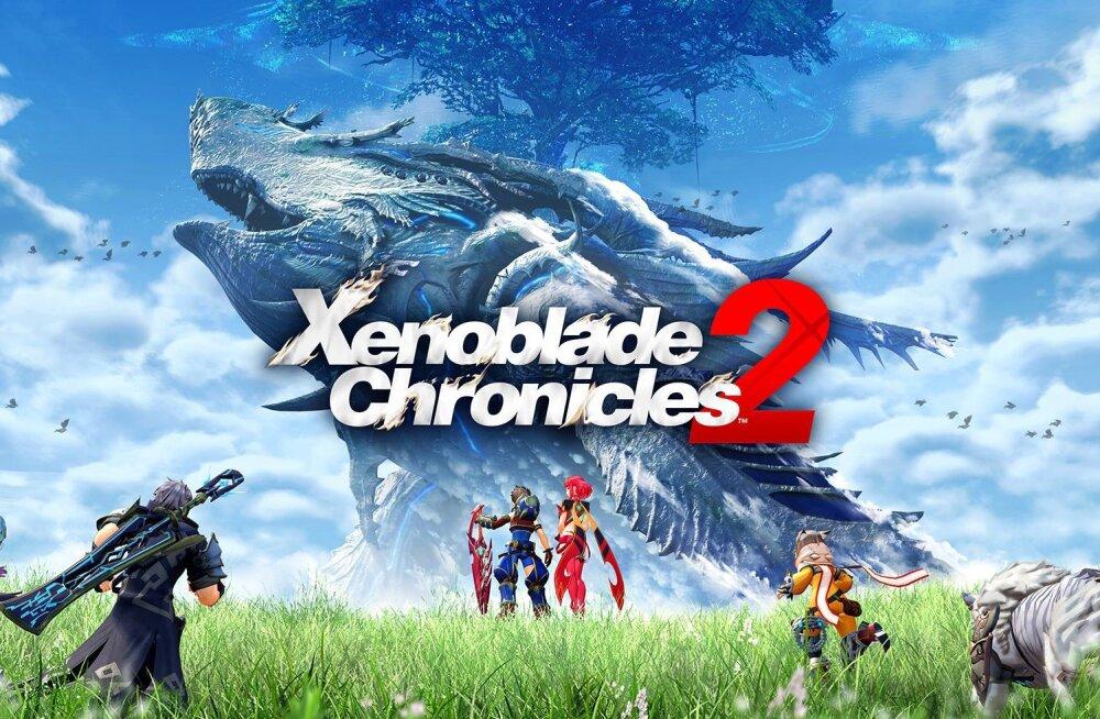 M Kuubis arvustab videomängu | Xenoblade Chronicles 2: nii suur seiklus, et eksi või ära