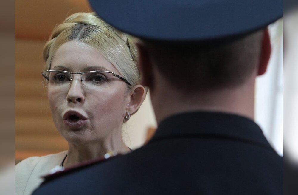 EL: Tõmošenko süüdimõistmine ohustab suhteid Ukrainaga