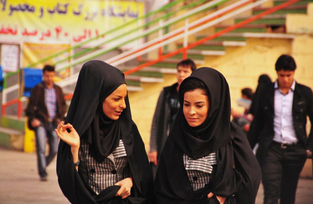 Reisisoovitus: Aarne Rannamäe Iraanist. Eelarvamusteta!