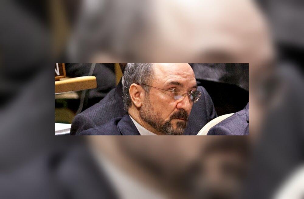 Iraani esindaja ÜRO-s kutsus tuumarelvi likvideerima