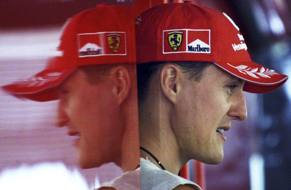 Šveitsi neuroloog: Michael Schumacher võib kõndida, aga see on ka kõik