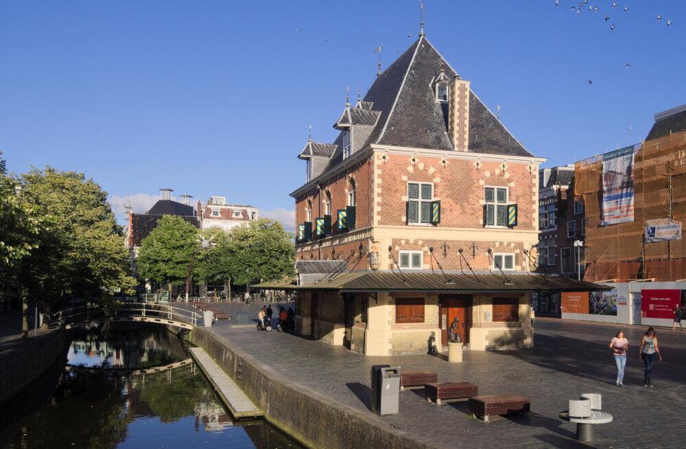 Leeuwarden: pidevalt muutuva nimega linn Hollandis (kasutusel on olnud juba üle 220 nimevariandi!)