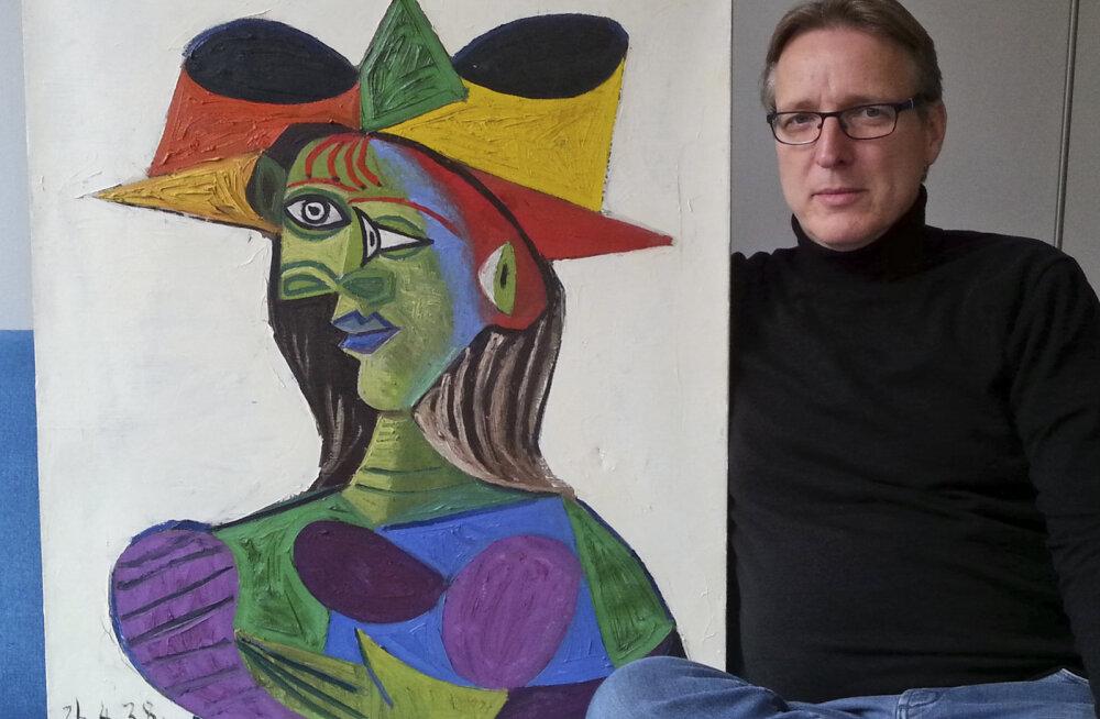 Kunstidetektiiv leidis 20 aastat tagasi varastatud Picasso maali