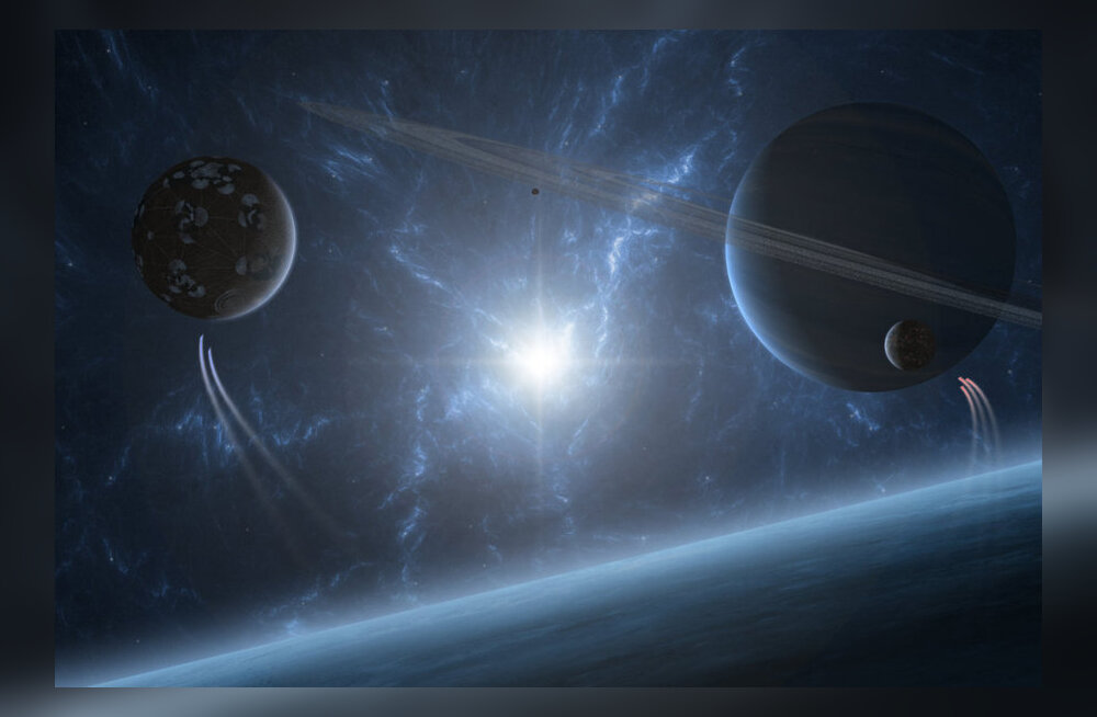 Meile lähim tähesüsteem Alpha Centauris võiks nii välja näha. https://www.ashtarcommandcrew.net
