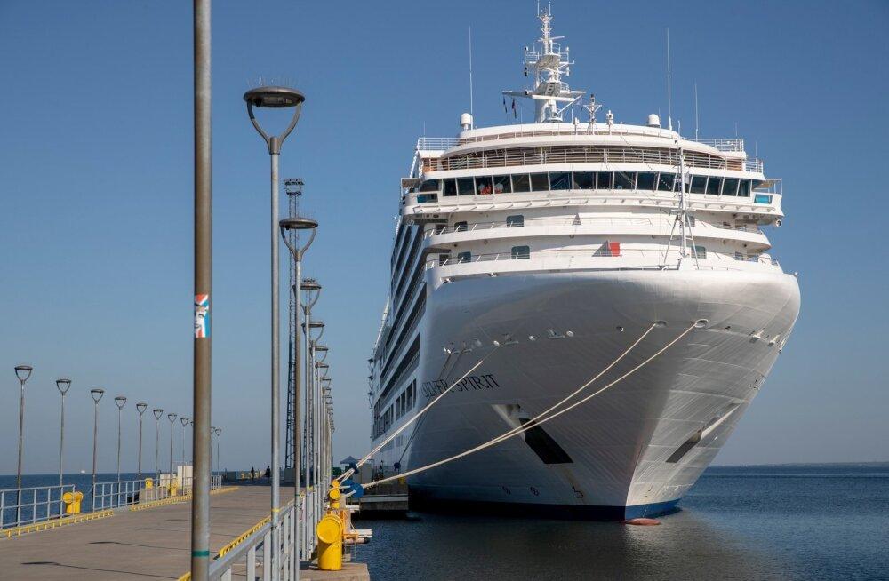 Kruiisilaev Silver Spirit