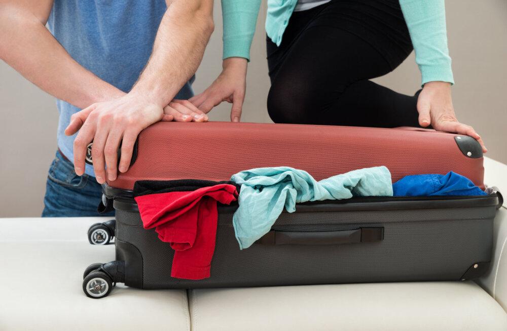 Турист рассказал, как уместить весь багаж в ручной клади