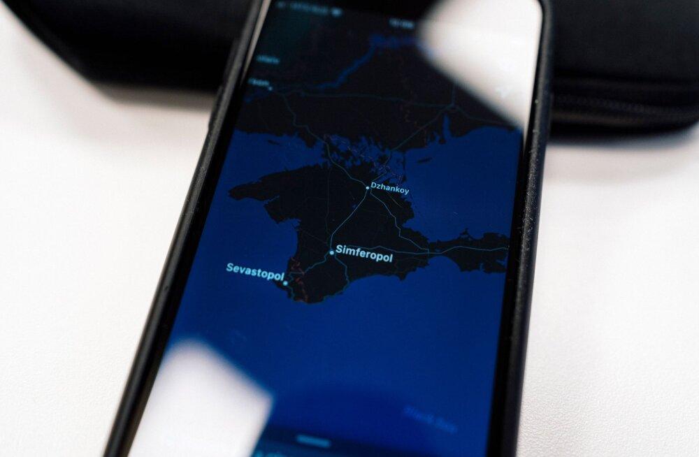 Apple lubas pärast Krimmi-juhtumit hakata vaidlualaste piiride küsimust tõsisemalt vaagima
