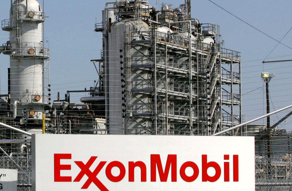 """ExxonMobil добилась отмены штрафа за контракты с """"Роснефтью"""""""