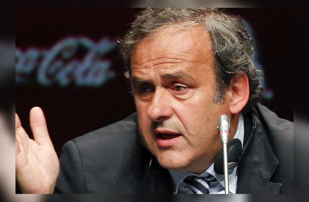 d787dfd238e Michel Platini: Euroopast said poolfinaali õiged meeskonnad - Sport