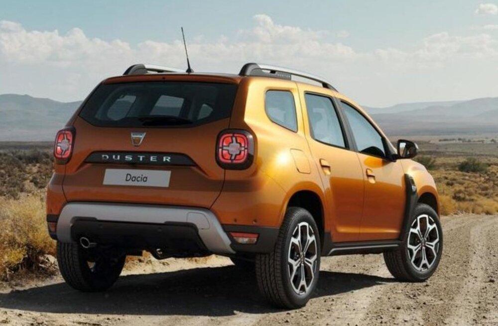 Duster hinnad algavad Access varustuse ja liitrise bensiinimootori puhul 10 390 eurost ja lõpevad diiselmootori ja Prestige-varustuse 18 590-ga.