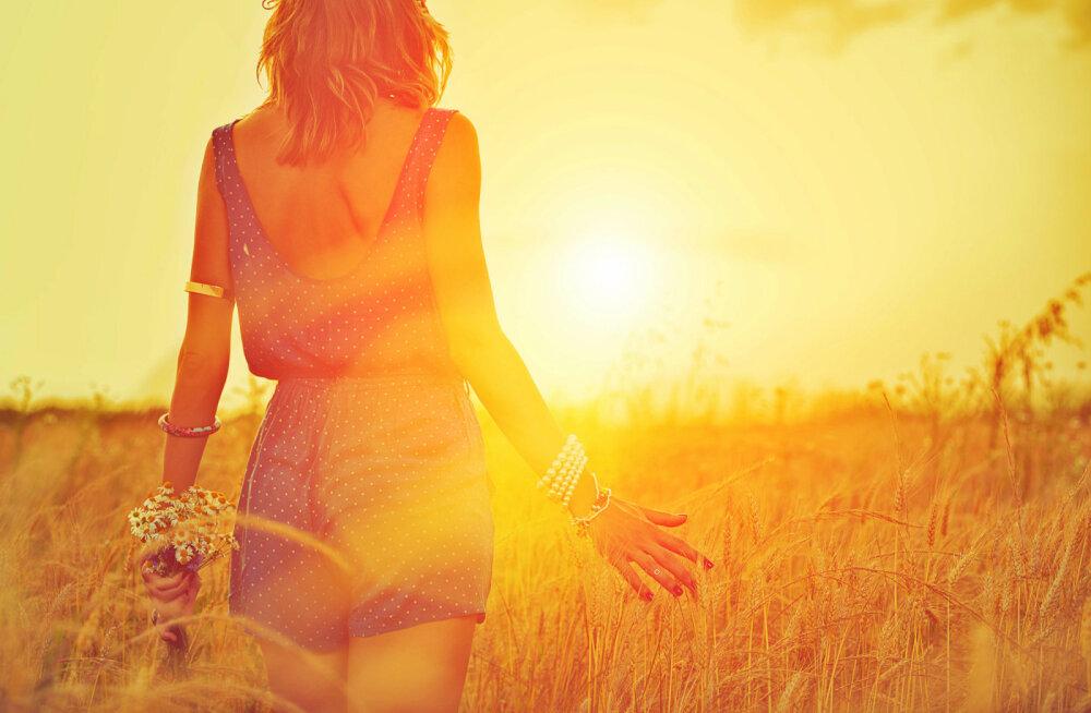 Pühapäeval on suvine pööripäev: 10 toimingut, mida peaksid kindlasti tegema, et kindlustada endale õnne, tervist ja armastust!