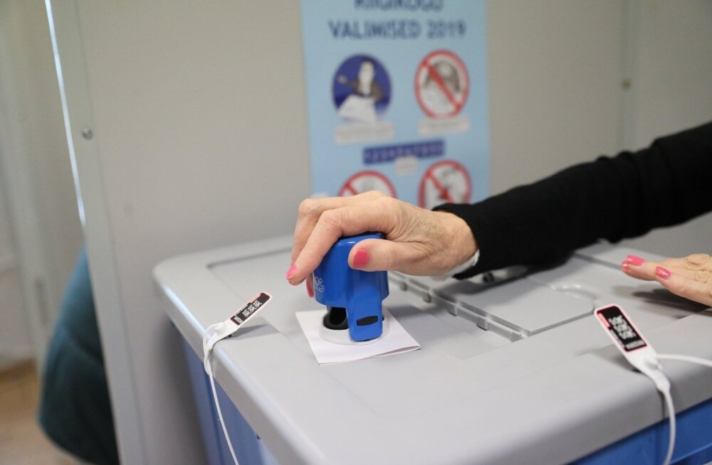 """В Нарве пересчитали голоса: больше всех потеряли """"Эстония 200"""" и EKRE"""