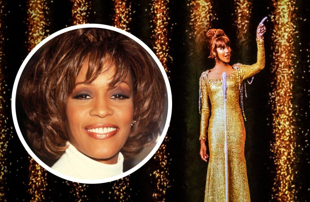 VIDEO | Kõhe vaadata! Kaheksa aastat tagasi siit ilmast lahkunud Whitney Houston läks oma parimate lugudega tuurile