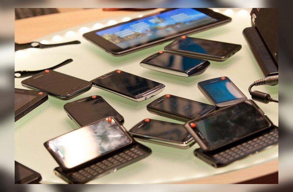 К концу года каждый пятый житель Земли будет использовать смартфон
