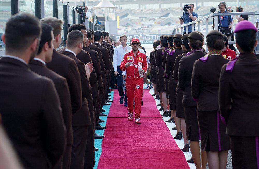 Sebastian Vettel pettumust valmistanud hooajast: olen suuteline paremaks