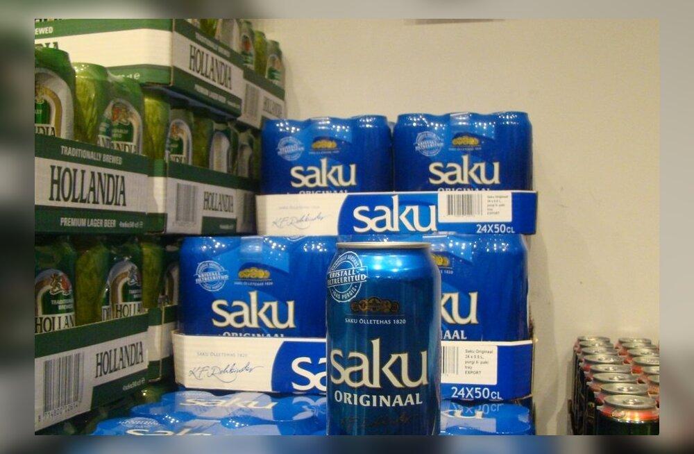 Saku õlu, Vinbudin, Reykjavik