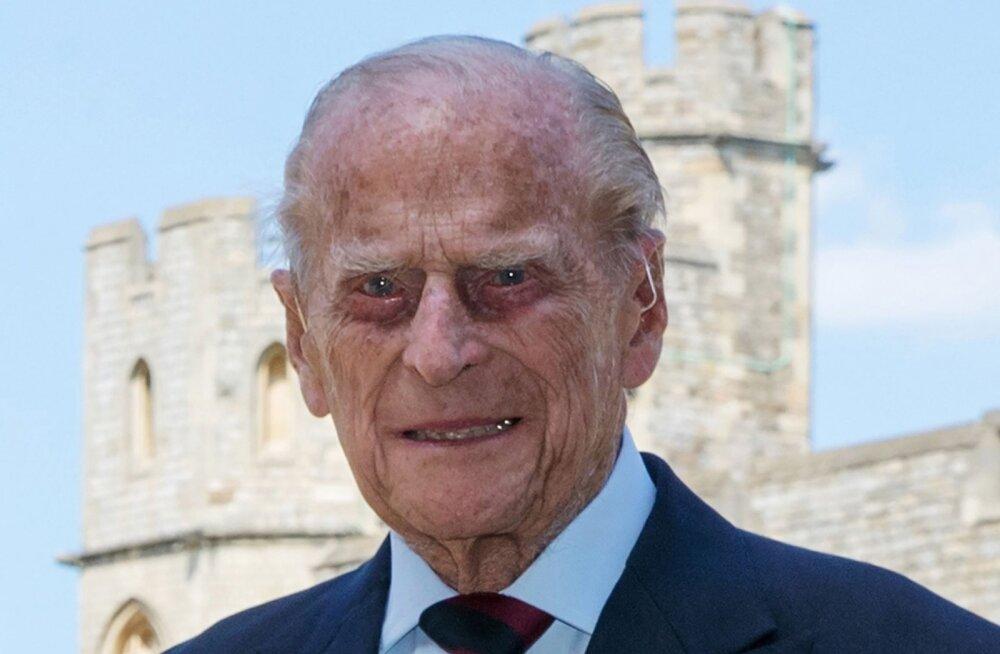 FOTO JA VIDEO | Prints Philip tähistab koos abikaasaga karantiinis oma 99. sünnipäeva Windsori lossis