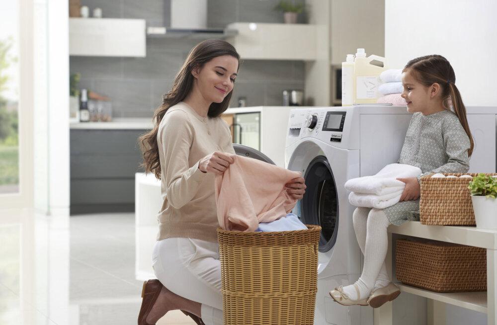 Müüdid ja tõde kuivatiga pesumasinast