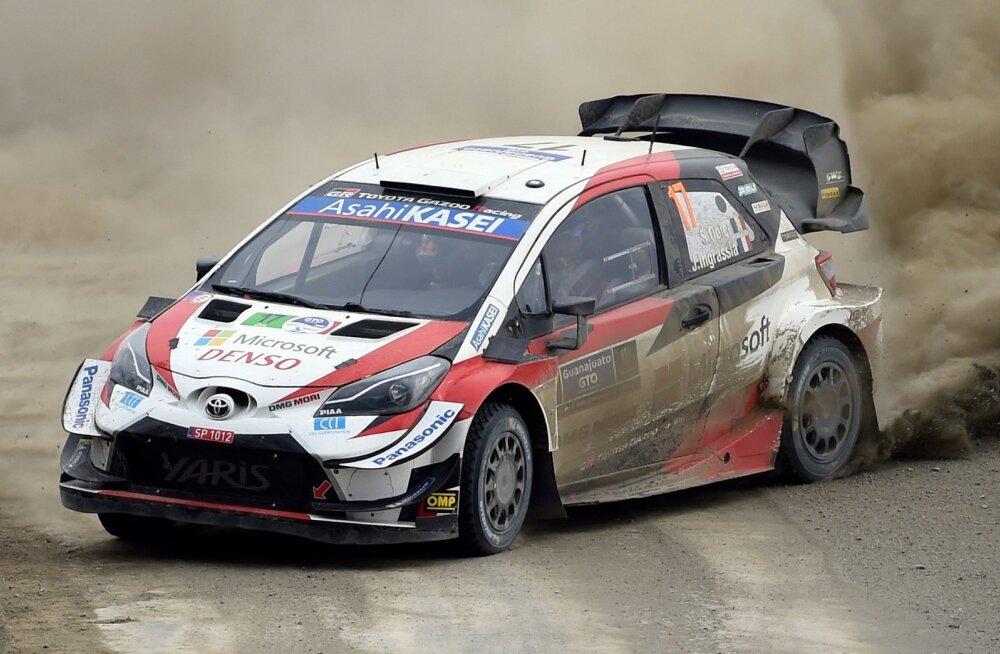 Toyota tahab muuta olulist WRC reeglit, M-Sport pole sellega nõus